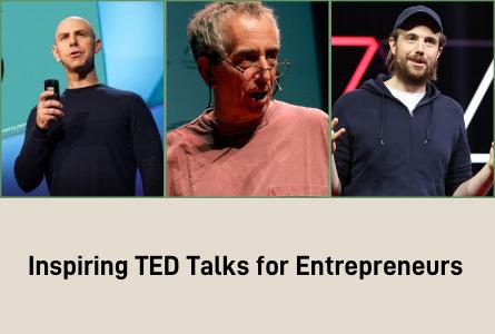 Inspiring TED Talks for Entrepreneurs (2)